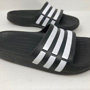 Adidas Duramo Slide Shower Sandal Sz K4